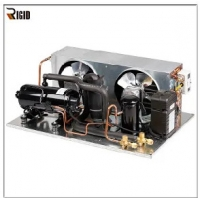 Buy cheap Hot Sale R404A SANYO Compressor Refrigeration High Efficiency Condensing Unit 1~3HP from wholesalers