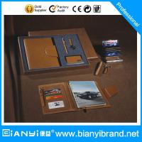 Buy cheap Stationery gift set with pen and wallet as Teather's day gift from wholesalers