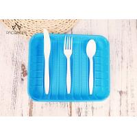 Wholesale Compostable Disposable Tableware Forks / Spoons / Knives For Dessert / Food from china suppliers
