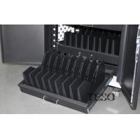 Buy cheap 40bay 22U Laptop Charging Trolley Welded Frame With SPCC Steel from wholesalers
