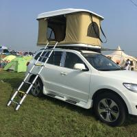 Buy cheap 2016 New Beijing Unistrengh Playdo Fiberglass Car Hard Shell Roof Top Tent For Sale Fast Open 6 colors from wholesalers