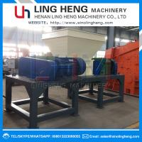 Wholesale Environmental protection products wood shredder machiner for waste wood, scrap wood, wooden pallets, solid wood, branche from china suppliers
