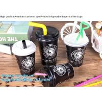 Buy cheap High quality disposable paper cup lower price coffee cup,ripple double single wall disposable coffee paper cup, BAGEASE from wholesalers