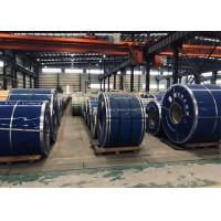 Buy cheap Food Grade Stainless Steel Strip Coil / Cold Rolled Stainless Steel Coil from wholesalers
