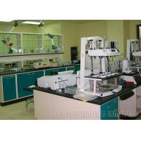 Buy cheap 304 SUS Hinge School Laboratory Furniture Chemical Resistant Heavy Duty Workbench from wholesalers