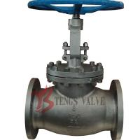 Buy cheap DSS Duplex Stainless Steel Globe Valve A995 4A Industrial Stop Valve 8 Inch 150LB from wholesalers