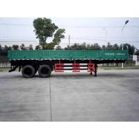 Buy cheap CLWQuebec disabilities 10 meters 25 tons axle dump trailer KS9331Z 20086-1867273 from wholesalers
