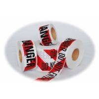 Buy cheap Printed Barricade Tape (YY-001B) product