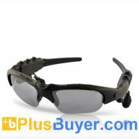 Buy cheap MP3 Player Sunglasses with Bluetooth - 4GB from wholesalers