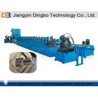 Buy cheap Warehouse Back Pallet Rack Roll Forming Machine Line For Storage Upright Systems from wholesalers