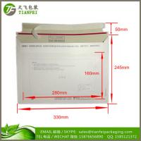 Wholesale (FREE DESIGN) 330x245mm Customized printed Rigid express Cardboard Envelopes for mailer from china suppliers