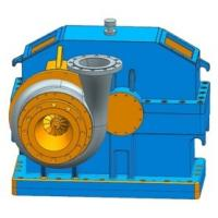 Buy cheap Natural Gas Turbo Expander Generator Set For Power Generation With Residual Pressure from wholesalers