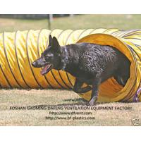 Buy cheap 24inch PVC Coated Open End Agility Dog Tunnel from wholesalers