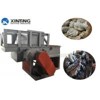Buy cheap Strong Plastic Recycling Wood Pallet Shredder Machine For Waste , Long Life from wholesalers