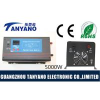 Buy cheap Low Frequency Power Supply Inverter with charger LCD display 5000w from wholesalers