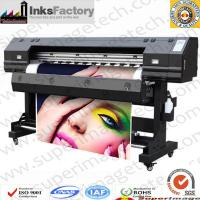 Buy cheap 1.8m Eco Solvent Printers Sublimation Printers eco sol printer sublimation large format printer cheap inkjet printer che from wholesalers