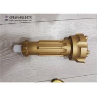 Buy cheap Super Diamond DTH Borehole Drill Bit 90mm With Customized Color from wholesalers