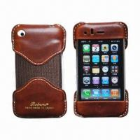 Wholesale PU Leather Mobile Phone Cases for iPhone 5, Available in Various Colors from china suppliers