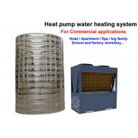 Wholesale Durable Solar Thermal Water Heater , Commercial Grade Hot Water Heater from china suppliers