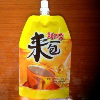Buy cheap Plastic Liquid Stand Up Spouted Pouches Packaging For Juice / Water OEM from wholesalers