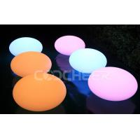 Buy cheap Table Lamp RGBW Color Change glowing Led Ball Lights outdoor from wholesalers