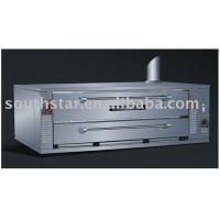 Buy cheap Pizza oven/ Gas pizza oven/ Kitchen appliance SDP-60 from wholesalers