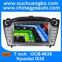 Buy cheap 7 inch 2 din touch screen Hyundai IX35 car radio with bluetooth gps navigation OCB-8635 from wholesalers