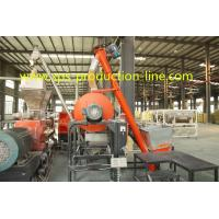High Performance Insulation Board XPS Production Line 75T / 150 Twin Screw
