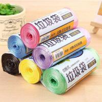 Buy cheap Eco Friendly  Plastic Bin Liners Gravure Printing For Restaurant  / Household from wholesalers