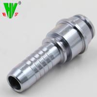 Buy cheap Forged hydraulic joint rubber hose fitting Metric BSP JIC thread available barbed hose fittings from wholesalers