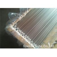 Buy cheap 20 Ft. Stainless Steel Welded Pipe , TP304 Stainless Steel Round Tube Wall Thickness from wholesalers