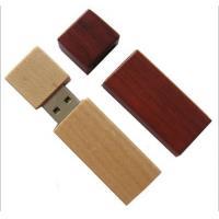 Buy cheap Wooden Usb Drive 8gb USB Stick Gift Personalised Wood Usb Sticks Custom LOGO product