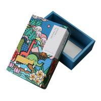 Buy cheap Durable Custom Printed Cardboard Boxes For Fine Wine Gift Packing from wholesalers