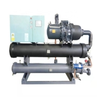 Buy cheap price for 30HP to 250HP Screw compressor water-cooled chiller from wholesalers