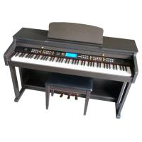 Wholesale 88 key digital piano hammer action keyboard Melamine shell W8822A from china suppliers