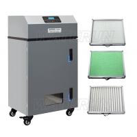 330W Digital Soldering Fume Absorber / Welding Fume Extractor With Filter Clogging Light Alarms Manufactures