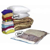 Buy cheap Bug - resistant Transparent plastic Clothes Vacuum Bags, Hand - Roll Bag, reusable from wholesalers