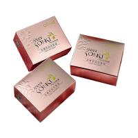 Buy cheap Multi Color Apparel Packaging Boxes With Ribbon Closure Customized Size from wholesalers