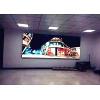 Buy cheap P3 IP45 Indoor LED Video Wall Display Board With LINSN Control System from wholesalers