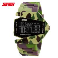 Buy cheap Airplane Model Boys And Girls Fashion LCD Analog Watch Colorful from wholesalers
