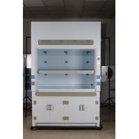 China PP Chemical Fume Hood , 850mm Surface Height Laboratory Ductless Fume Hood on sale