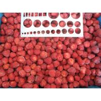 Buy cheap IQF Frozen Strawberry Dice from wholesalers