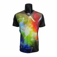 Buy cheap Stretchable Short Sleeve Running Shirt , Running Sportswear All Sizes Available from wholesalers