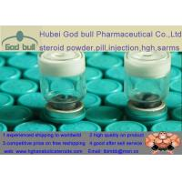Buy cheap 12629-01-5 Human Growth Hormone Steroid Bodybuilding Somatropin 191aa from wholesalers