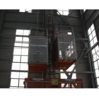 Buy cheap Dual Car Rack and Pinion Material Handling Hoist with Reduction Ratio 1 : 18 for Bridge from wholesalers