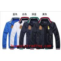 New arrival Mens Designer Fashion Jackets,Top quality Gentlemens Polo Jacket,Free shipping Manufactures