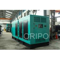 Buy cheap super silent power generator 220v for Philipines 600kw from wholesalers