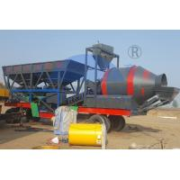 Wholesale Construction YHZG50 50m3/H Mobile Concrete Batching Plant from china suppliers