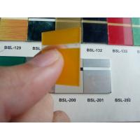 Buy cheap China ABS rotary engraving plastic sheet/abs double color plastic sheet/information board from wholesalers