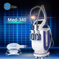 Buy cheap 2 Handles Cryotherapy Fat Freezing Device For Weight Loss MED-340 Rapidly Slimming Machine from wholesalers